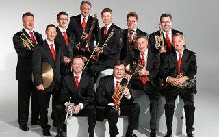 世界上最好的铜管乐团即将来深献艺