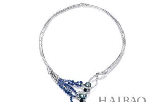难寻的珠宝经典 拍卖场珠宝尤物的高贵