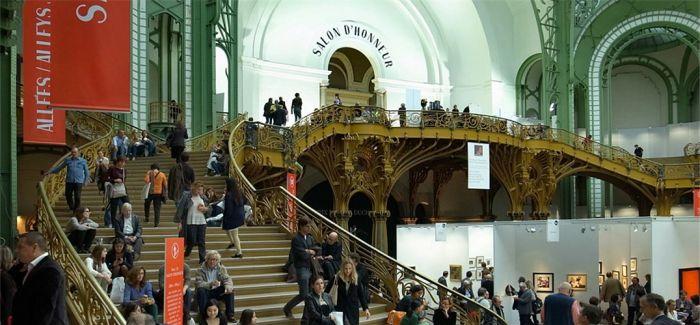 巴黎大皇宫:FIAC国际艺博会15个最佳展位