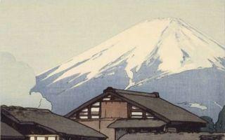 吟咏富士山的诗为什么总能被一眼认出?
