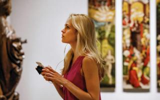 """博物馆如何适应""""自拍文化"""" :我们不应该排斥高科技进场"""