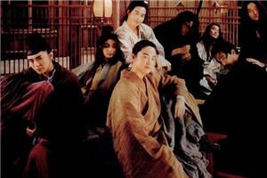 《东邪西毒》珍贵的幕后照片