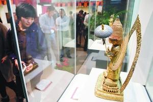 西藏文物珍品展:见证西藏内地唇齿相依