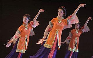 汉唐舞蹈中的那些女子:美若天仙 高贵优雅