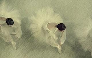 当芭蕾遇上摄影 惊艳你的眼睛