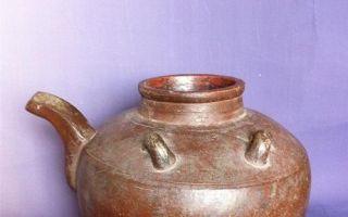 早期实用紫砂壶是否值得收藏
