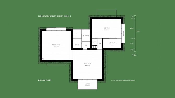 树屋设计平面图