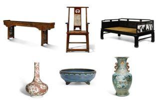 """伦敦苏富比将于11月11日举行""""中国艺术珍品""""拍卖"""