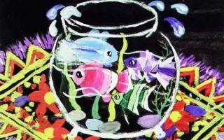自闭症儿童画作:不仅在米兰世博会展出 还亮相纽约时装周