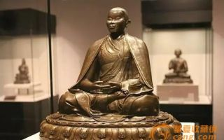 传神秘买家四亿请回一世噶玛巴像