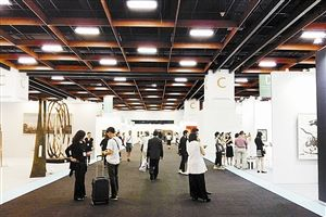 500位青年艺术家近1500幅作品亮相大艺博