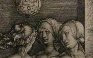 艺术史上10位最风流成性的女巫