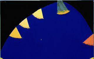 抽象之弧——刘永仁个展在表画廊开幕