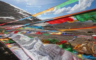 """""""离天堂最近的地方"""":西藏圣湖行摄之美"""