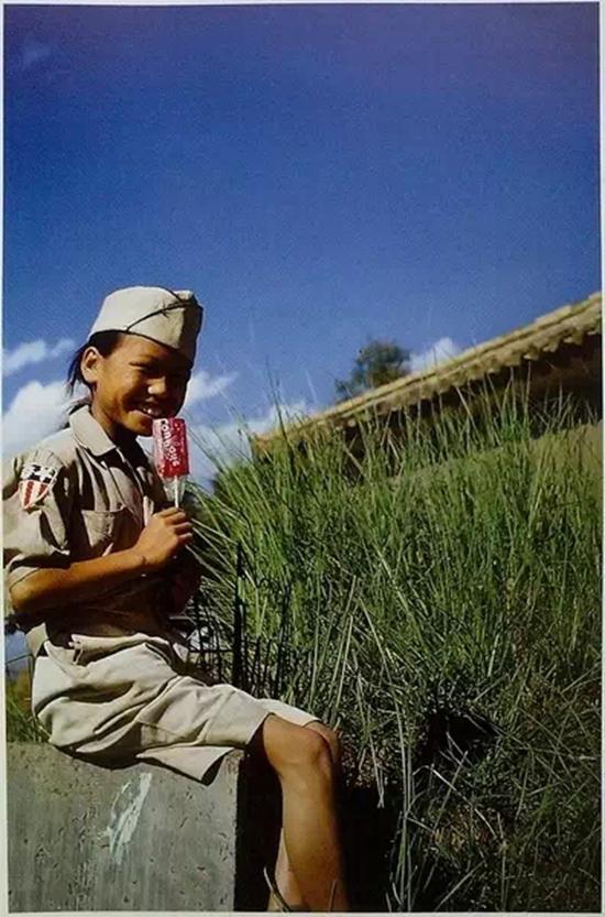 可爱的中国女孩(艾伦·拉森)