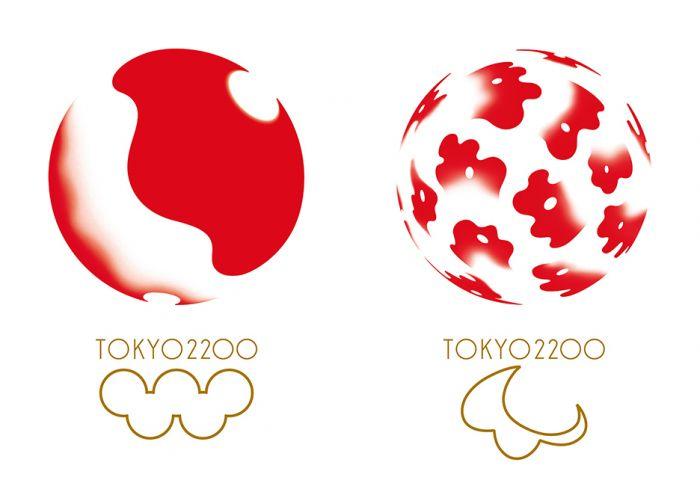 """这是原研哉为2020年东京奥运会logo提交的方案。奥运五环和""""东京2020""""都进行了处理,以避免版权纠纷。 今年9月,2020东京奥委会宣布,因涉嫌抄袭,其将放弃佐野研二郎的logo设计,重新进行整个选择过程。但与此同时,他们也取消了其他103个方案。据悉,这103个方案都是由专业设计师花费相当长的时间和资源创造并完善的。 现在,国际著名设计大师兼日本一流设计师原研哉出来发表了自己的意见。同时,他还从原设计研究所带来了自己的设计方案向大家展示。 原研哉解释了自己决定公开团队设计"""