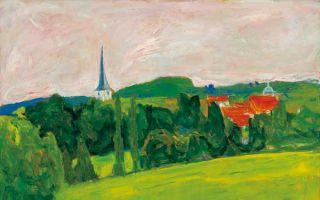 去世的罗尔纯老师让我想起法国画家柯罗