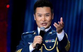 著名男高音歌唱家刘和刚举办个人演唱会