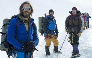 珠峰电影:前有《天梯》后有《绝命海拔》