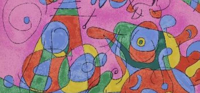 """米罗制造""""梦幻版画体验展揭幕制造属于你的艺术"""