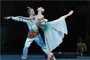 国家大剧院舞蹈节  三大世界舞蹈名团展现芭蕾风采