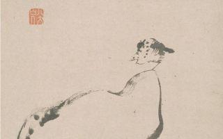 广美原图书馆长调包名画案再开庭 八大山人画作有争议