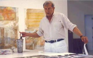佩斯画廊于纽约展出劳森伯格系列的作品