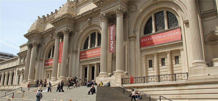 大都会艺术博物馆上线新馆标 化繁为简是否效果理想