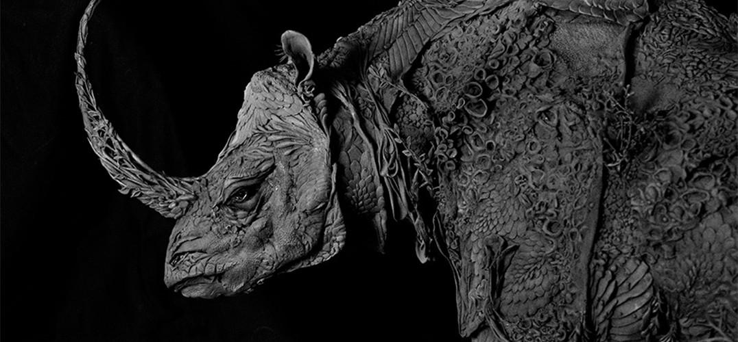 jewett动物雕塑作品:万物有灵且美
