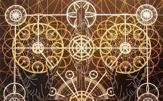 Joma Sipe的宗教几何美学