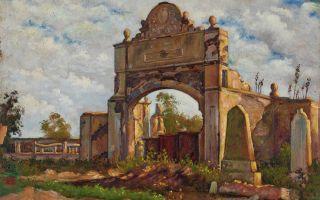 20世纪早期留洋艺术家作品展:中西美术融合