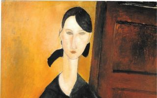 苏富比即将上拍《宝丽特·茹丹肖像》——莫迪里阿尼最爱的模特背后的故事