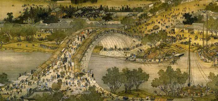 《清明上河图》:传统经典绘画热的背后