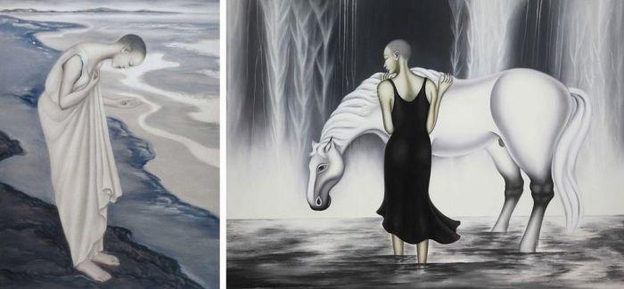 琴湾作品展《天禅》:体现返璞归真之美