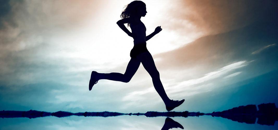 用文身标榜跑步人生每个奔跑的人都是艺术家的不搞笑图片死敢死又图片