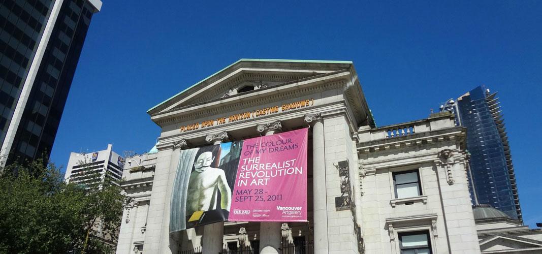 中国艺术家徐冰成为温哥华美术馆首个亚洲艺术委员会成员