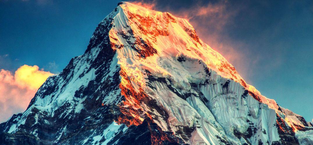 每个人都是一座山峰:影片之外的故事