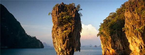泰国普吉岛攀牙湾