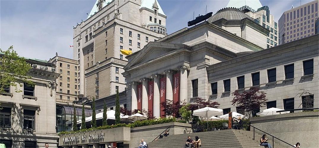 温哥华美术馆成立亚洲艺术理事会 郑胜天兼任总监
