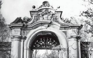 英国首次发现圆明园烧毁前照片