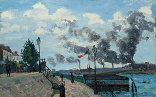 普鲁士蓝:意外改变了艺术史的色彩