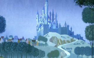 迪士尼动画世界并不是凭空想象 它根植于世界上诸多盛景