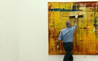 """artnet公布""""在世艺术家Top 100""""榜 曾梵志位列第三"""