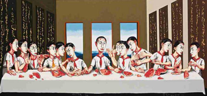 """""""亿元画家""""曾梵志:个人成就与时代艺术误区"""