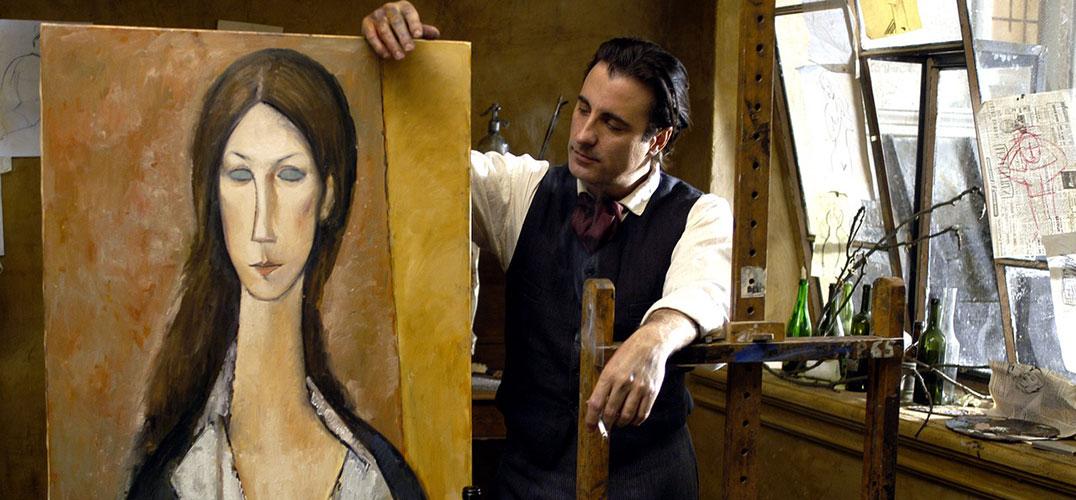 画画不止靠活儿好 出名不能靠意外——莫迪里阿尼