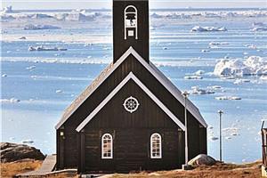 当你说见识过了全世界 不要忘了还有格陵兰