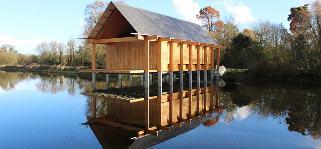 年最受好评的木结构建筑都在这里了