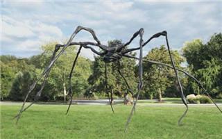 佳士得:布尔乔亚和封塔纳创纪录 考尔德雕塑惊艳