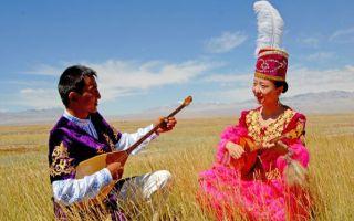 草原之旅——寻访阿肯阿依特斯