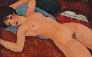 莫迪利亚尼家乡市长称《侧卧的裸女》应留在意大利